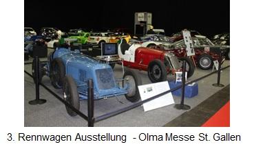 3 rennwagenausstellung st gallen vintagemotorsport. Black Bedroom Furniture Sets. Home Design Ideas